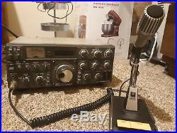 Hf transceiver ham radio