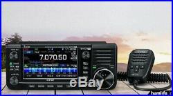 ICOM IC-705 HF + 50MHz + 144MHz + 430MHz 10W Transceiver Japan / DHL Tracking