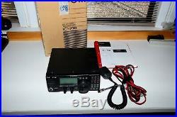 ICOM IC-718 HF All Band Transceiver
