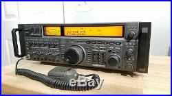 ICOM IC-775DSP IC Flagship HF Amateur Transceiver SUPERB C MY OTHER HAM RADIO
