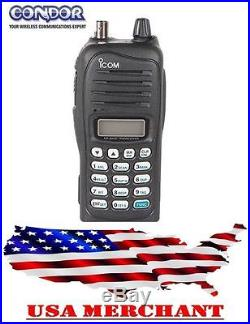 ICOM IC-A14 VHF AirBand Handheld Transceiver IC A14 Avionics AM and