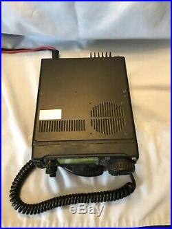 Icom 706MKIIG Radio Transceiver HF+6m+2m+70cm SSB/CWithFM/AM Mobile Transceiver