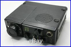 Icom IC-502 6m 50mhz SSB CW Transceiver Portable Mic Antenna #1636.1009.9063