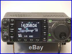 Icom IC-7000 HF/VHF/UHF Mobile Transceiver BEAUTIFUL & BOXED