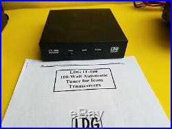 Icom IC-7000 Ham Radio Transceiver Bundle