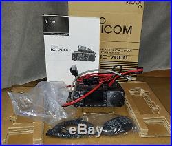 Icom IC-7000 Radio Transceiver