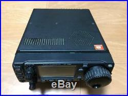 Icom IC-706 HF50144 AllMode 100w Transceiver Radio Microphone tesed F/S