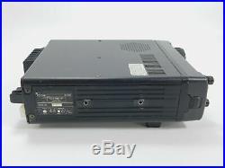 Icom IC-706 HF VHF Ham Radio Transceiver with Mic + Power Cable + Box SN 011797