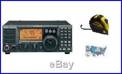 Icom IC-718 Base radio, HF, 100W with FREE Radiowavz Antenna Tape