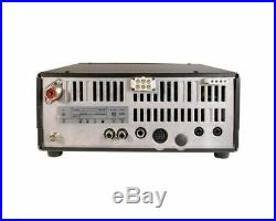 Icom IC-718 HF Transceiver with LDG-IT-100 Antenna Autotuner & HM-36 Mic
