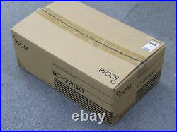 Icom IC-7200 HF/50MHz100W Ham Radio Transceiver Used