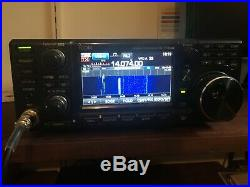 Icom IC-7300 100w SDR HF / 50mhz Touch screen with Waterfall Display