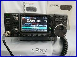 Icom IC-7300 Radio Transceiver