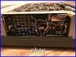 Icom IC-751 HF Transciever For Ham Radio