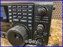 Icom IC-756PROII HF50MHz Transceiver in Excellent Condition with original box