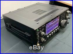 Icom IC-7600 HF+6M All Mode Ham Radio Transceiver in Excellent Condition