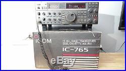 Icom Ic 765 Hf Amateur Transceiver In Box C My Other Ham Radio Gear On Ebay Ic Ham Radio Transceiver