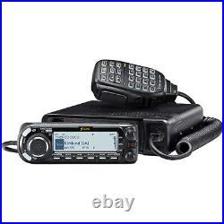 Icom ID-4100A VHF/UHF Dual Band D-STAR Mobile Transceiver with MARS/CAP Mod