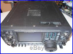Icom Ic-746 Hf Transciever With Mars Mod. Excellent Condition