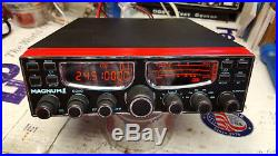 It's back! The NEW Magnum 1 10 & 12 Meter Radio! Limited supply