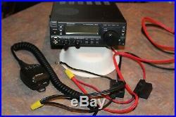KENWOOD TS-50S Ham Radio Transceiver NICE