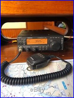 KENWOOD TS-50 HF TRANSCEIVER SSB withSGC SG-230 Smartuner Antenna Tuner