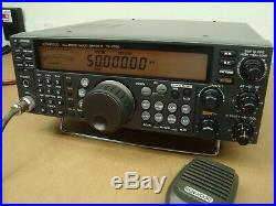 KENWOOD TS-570SG HF/50 MHz 100 WATT ALL MODE TRANSCEIVER