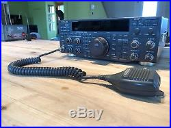 KENWOOD. TS-870S HF 100W with antenna tuner very good condition, incl DRU-3 module