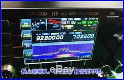 KN-990 HF 0.130MHz SSB/CWithAM/FM/DIGITAL IF-DSP Amateur Ham Radio Transceiver