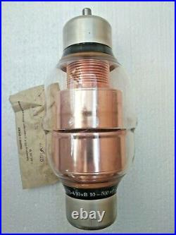 KP1-4 10-500pF 10kV Vacuum Variable Capacitor NOS USSR SOVIET