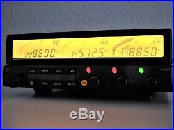 (Kein Icom Yaesu) Kenwood TM-742E Triband FM Tranceiver 2m 70cm 23cm