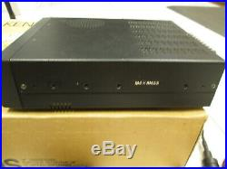 Kenwood Hf All Mode Ham Radio Ts-50 Ts-50s +box +mic+pwr Cord +manual On CD Ts50