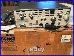 Kenwood TS2000X Radio Transceiver, + 1.2Ghz Satellite Radio in Good Condition