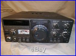 Kenwood TS-120S HF 80-10m SSB/CW Ham/Amateur Radio Transceiver Working 100 Watts