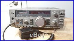 Kenwood Ts 140s Hf Amateur Transceiver C My Other Ham Radio Gear Ts On Ebay Now Ham Radio Transceiver