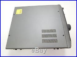 Kenwood TS-2000 DSP Ham Radio Transceiver Working Condition +Hand Mic SN 9800038