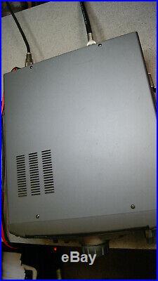 Kenwood TS-2000, HF/6M/VHF/UHF Transceiver, Pwr Cord, MC-43S Mic, Mini-Manual