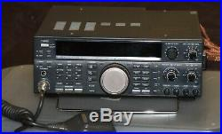 Kenwood TS-450S HF Transceiver with Microphone & other cables