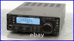 Kenwood TS-50s Transceiver LED Display Mic / CD Manual with 30 Day Guarantee