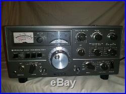 Kenwood TS 520S 160-10M HF SSB/CW Base Ham Amateur Radio Transceiver Working