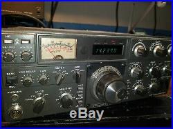 Kenwood TS 530S 160-10M HF SSB/CW Base Ham Amateur Radio Transceiver Working