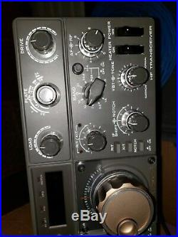 Kenwood TS-830S HF Transceiver EXCELLENT CONDITION Single Owner