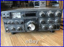Kenwood TS-830S HF Transceiver Gold Edition Fullly Loded With Filters CW