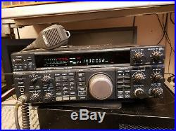 Kenwood TS 850S HF SSB Transceiver just took out of service