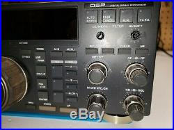 Kenwood TS-870S HF Transceiver + Power supply + Astatic D-104 Mic One Owner