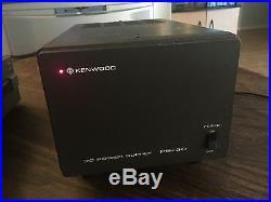 Kenwood Ts-430s Am/Fm/Usb/Lsb/Cw Ham Cb Radio HF Transceiver Bundle PS-30