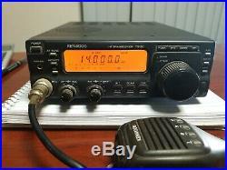 Kenwood Ts-50 Hf Transceiver