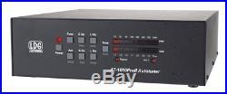 LDG AT-1000ProII Assembled 1000W Tuner Authorized USA LDG Dealer