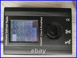 Latest PortaPack +HackRF One SDR + TXCO +Metal Case +Havoc for GPS simulator