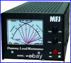 MFJ-267 Dummy load, SWR meter, 1.5kW, 0-60MHz